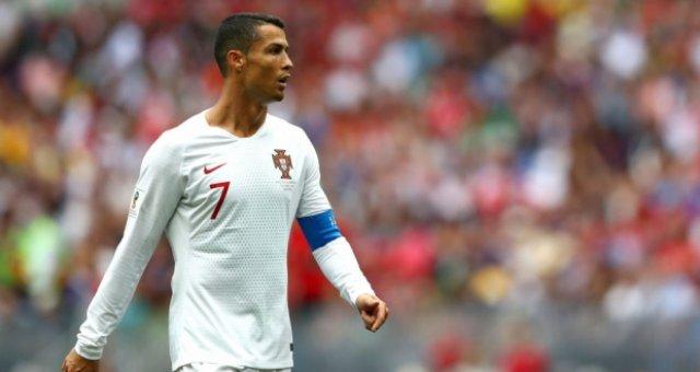 Роналду стал лучшим игроком матча против Марокко