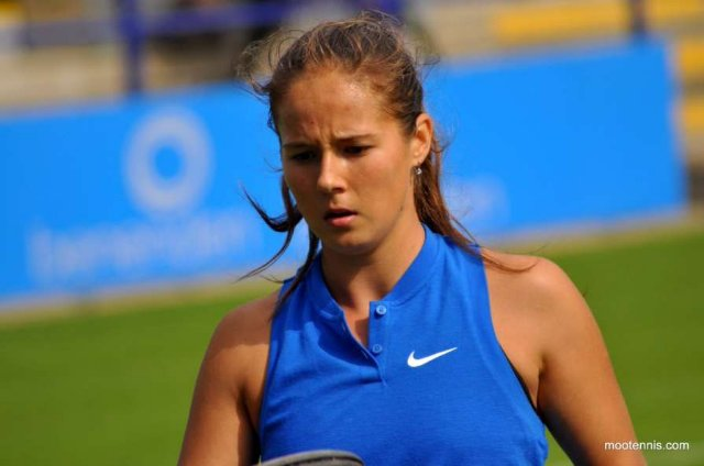 Следующей соперницей Цуренко на турнире в Бирмингеме стала россиянка