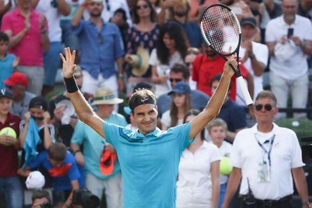 Федерер: «Дважды проверил рейтинг, чтобы полностью осознать, чего достиг»