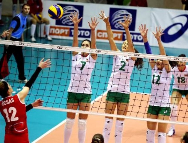 Женская сборная Украины стартовала в Золотой Евролиге с поражения