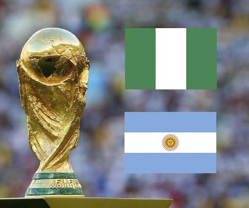 Нигерия - Аргентина: смотреть онлайн-трансляцию матча