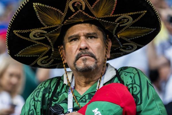 Как Неймар и компания отправили домой Мексику (фоторепортаж)