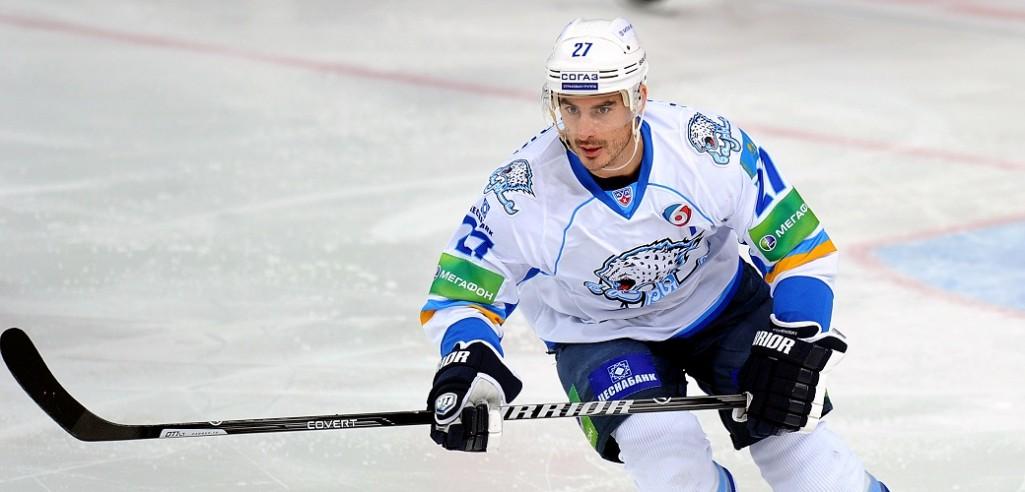 Боченски вернулся в «Барыс»