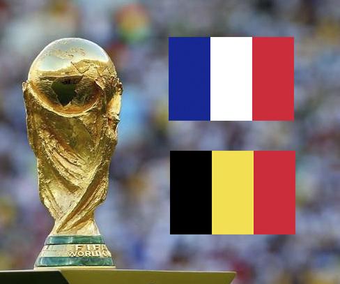 Франция - Бельгия: смотреть онлайн-трансляцию матча