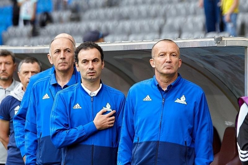 Григорчук: Астана будет играть в Лиге чемпионов