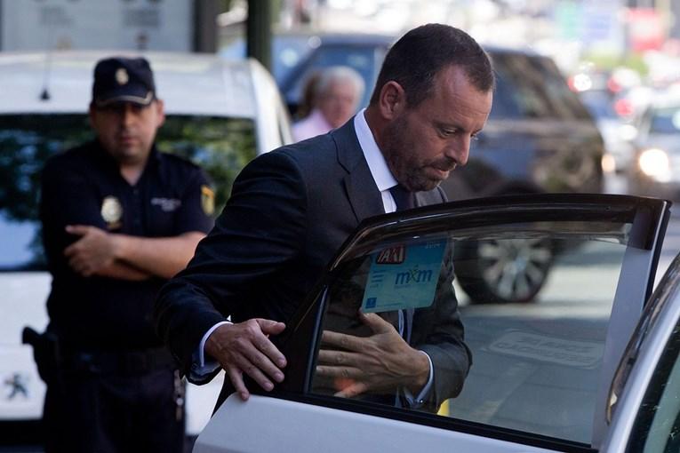 Бывшему президенту Барселоны грозит 11 лет тюрьмы