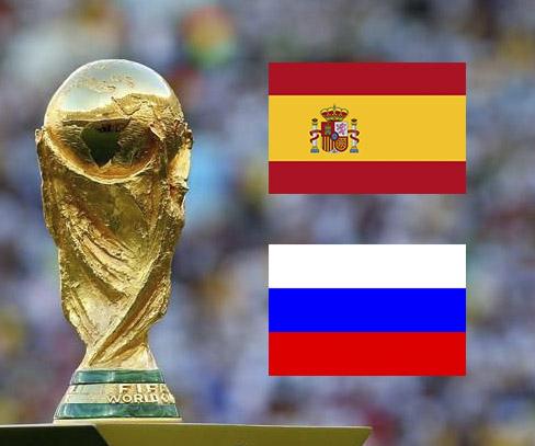 Испания - Россия: смотреть онлайн-трансляцию матча