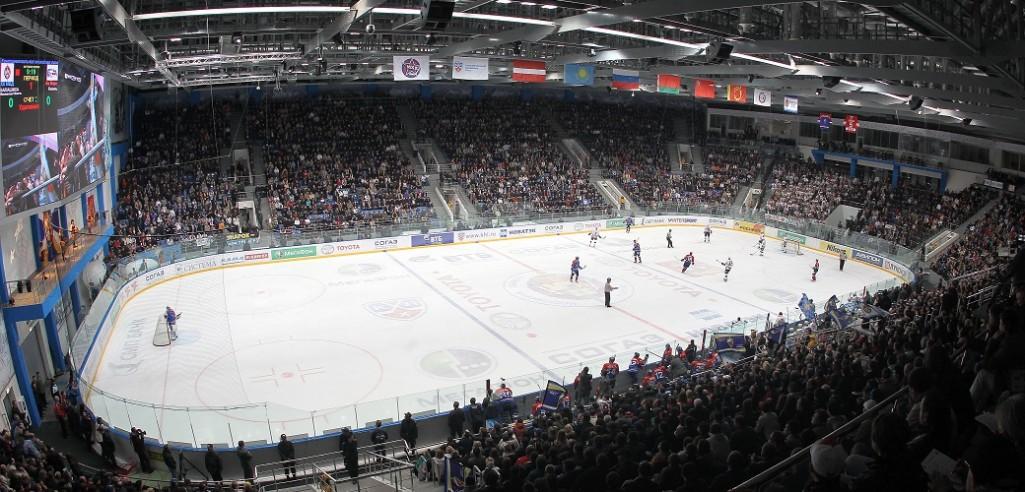 «Авангард» будет проводить домашние матчи в Балашихе