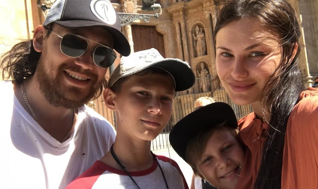 Михаил Пашнин: «Не желаю вспоминать холостяцкую жизнь»