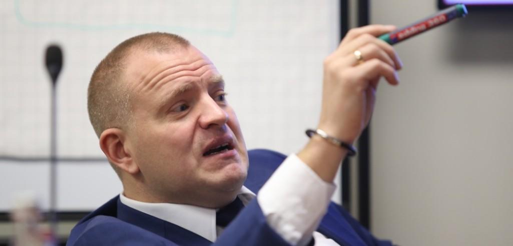 Главный арбитр КХЛ провёл семинар для комментаторов