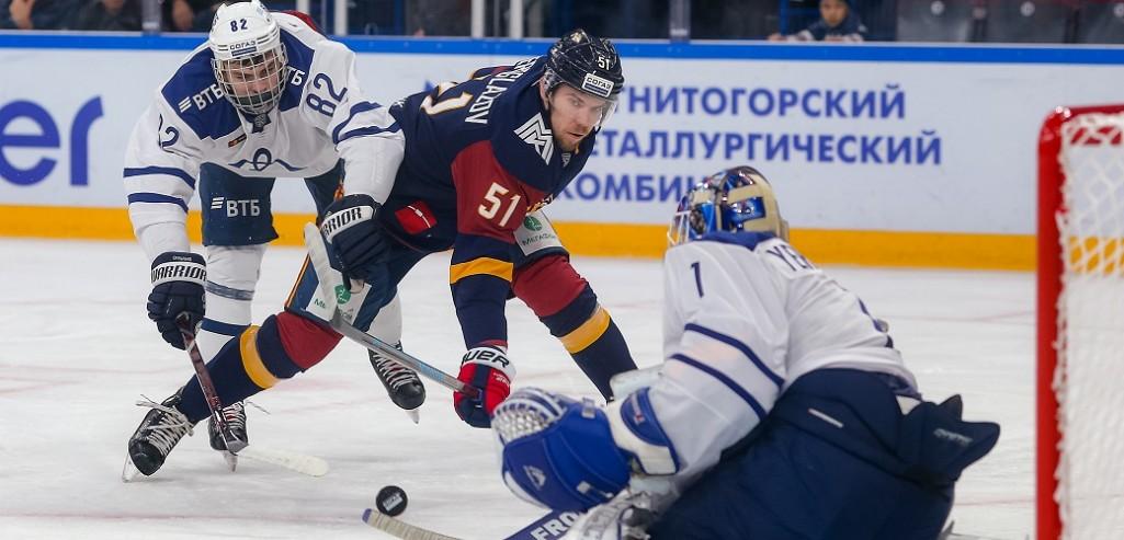 Голевая феерия в Магнитке, 11-я победа «Автомобилиста», успех ЦСКА в дерби