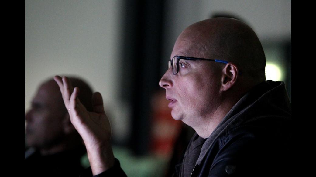 В Санкт-Петербурге прошёл семинар фотографа Андрея Голованова