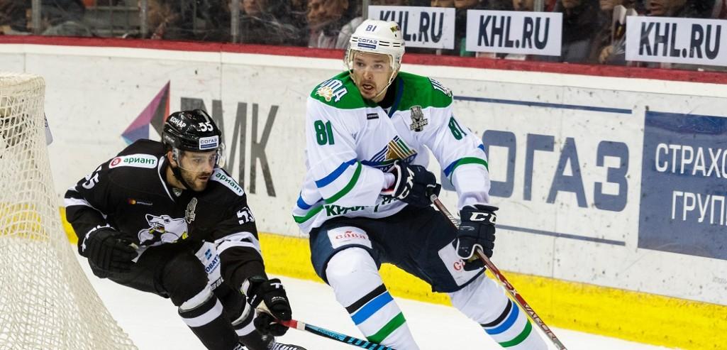 Саюстов стал игроком «Сибири»