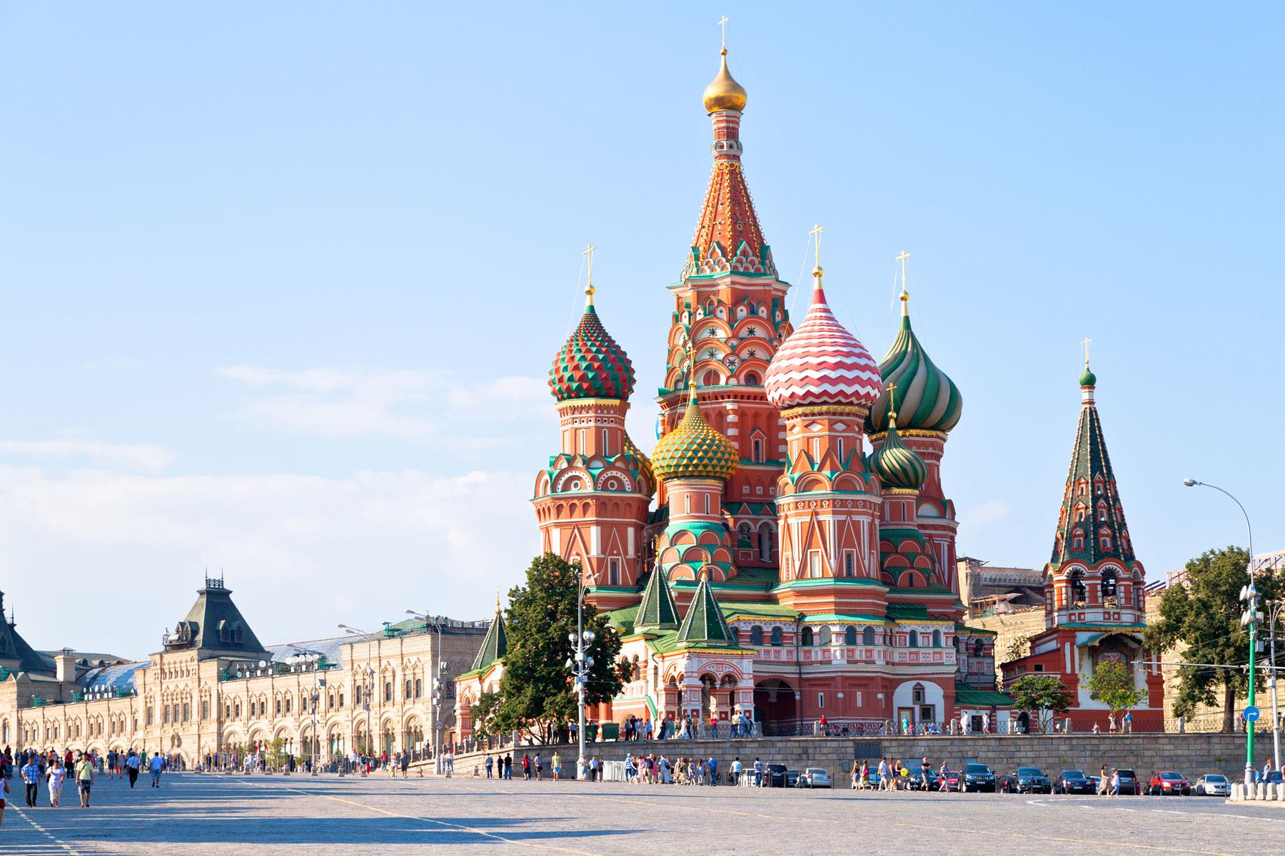 Где хорошо провести время в Москве