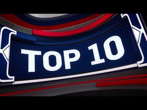Рекордный трёхочковый К. Томпсона и передача Т. Янга — в топ-10 дня в НБА