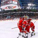Посещаемость старта чемпионата – вторая в истории КХЛ