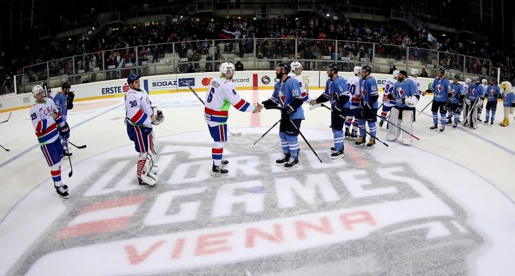 KHL World Games. Вена стала счастливой и для СКА