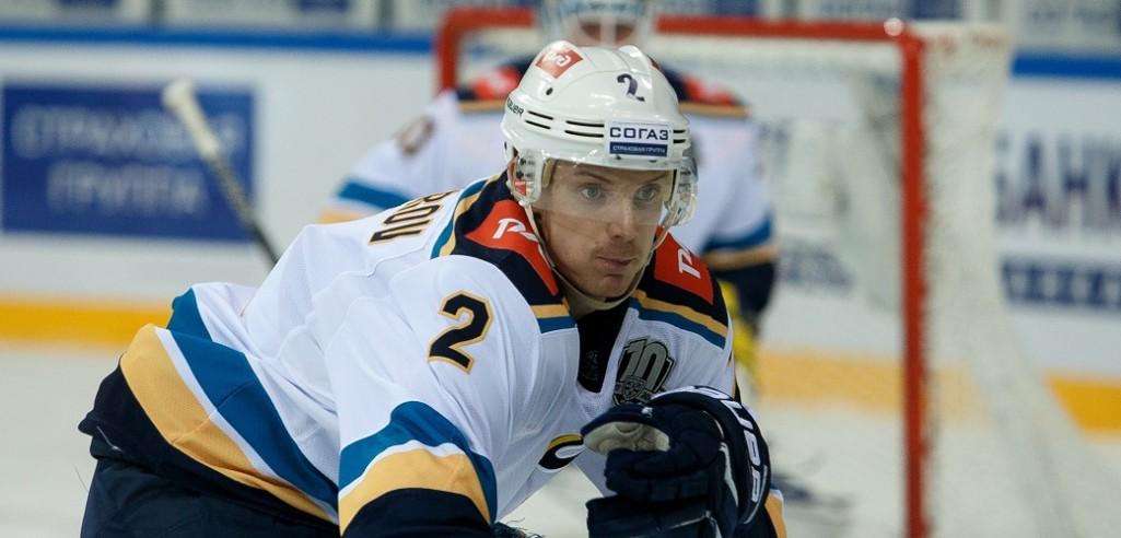 Александров вернулся в ХК «Сочи»