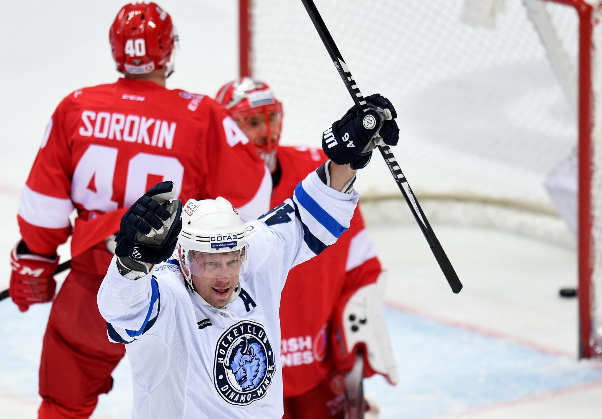 Андрей Костицын. Фото: Юрий Кузьмин