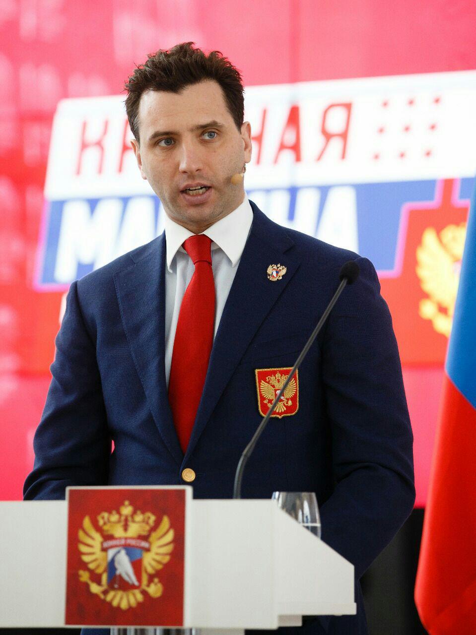 Молодежная сборная России перед МЧМ сыграет с США, Швейцарией и Швецией