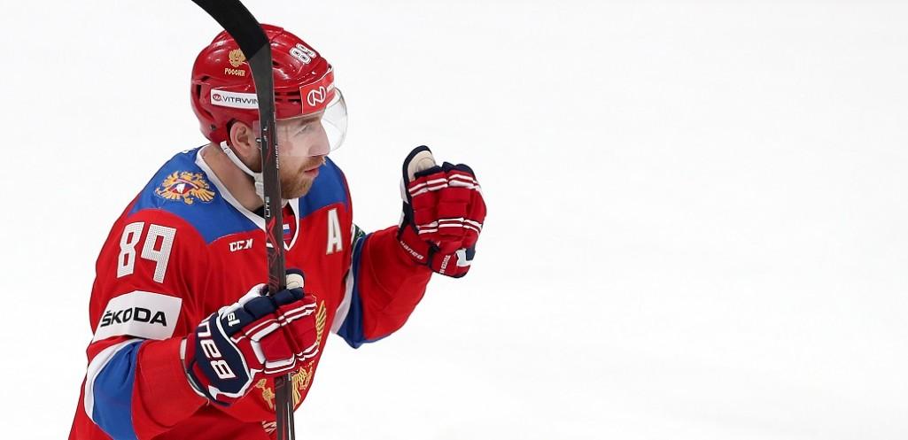 Россия стартует с «сухой» победы на Кубке Карьяла