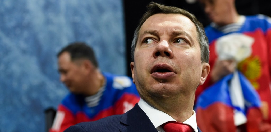 Илья Воробьёв назвал состав сборной России на Кубок Карьяла