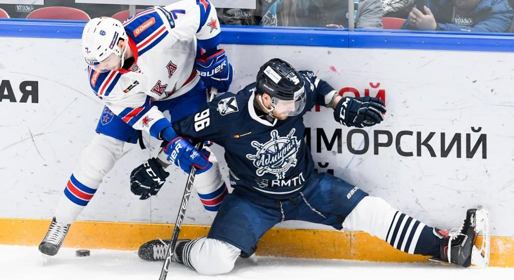 Рундблад и Якупов спасают СКА во Владивостоке. Обзор 29 декабря