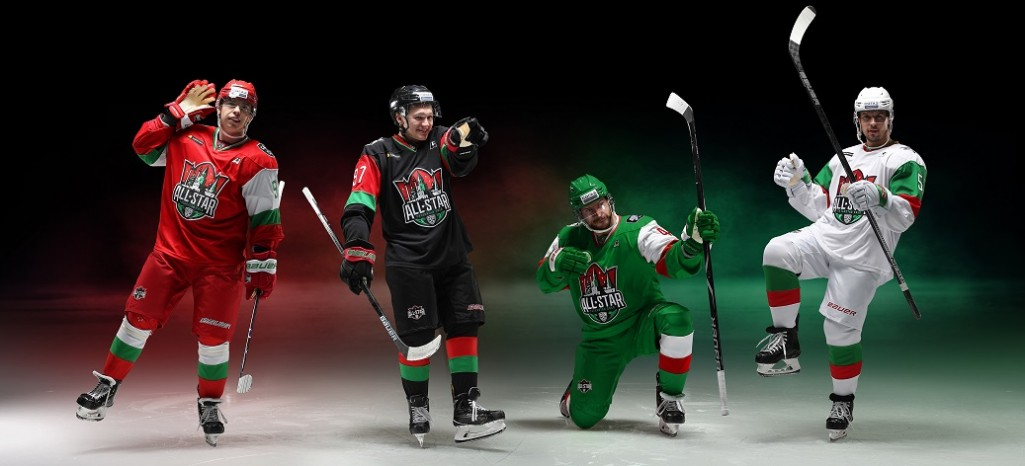 КХЛ представляет экипировку Недели Звезд Хоккея 2019