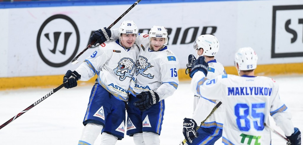 Дубль Орехова приносит «Барысу» победу над «Трактором». Обзор 6 декабря