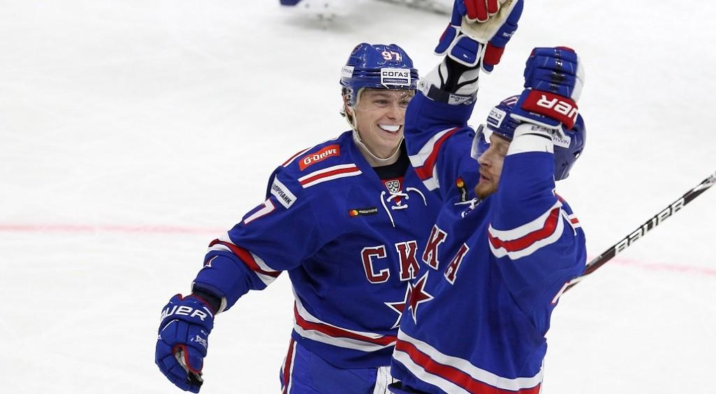Гусев в погоне за званием лучшего бомбардира КХЛ. Превью 29 декабря