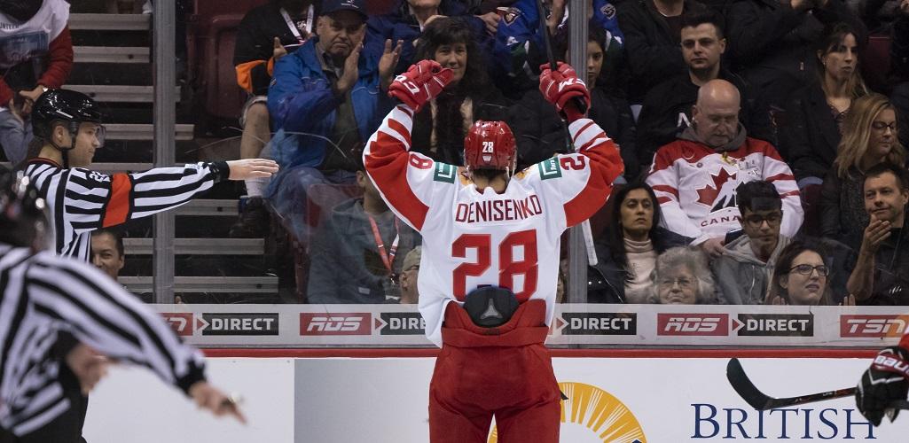Третья победа подряд сборной России на МЧМ