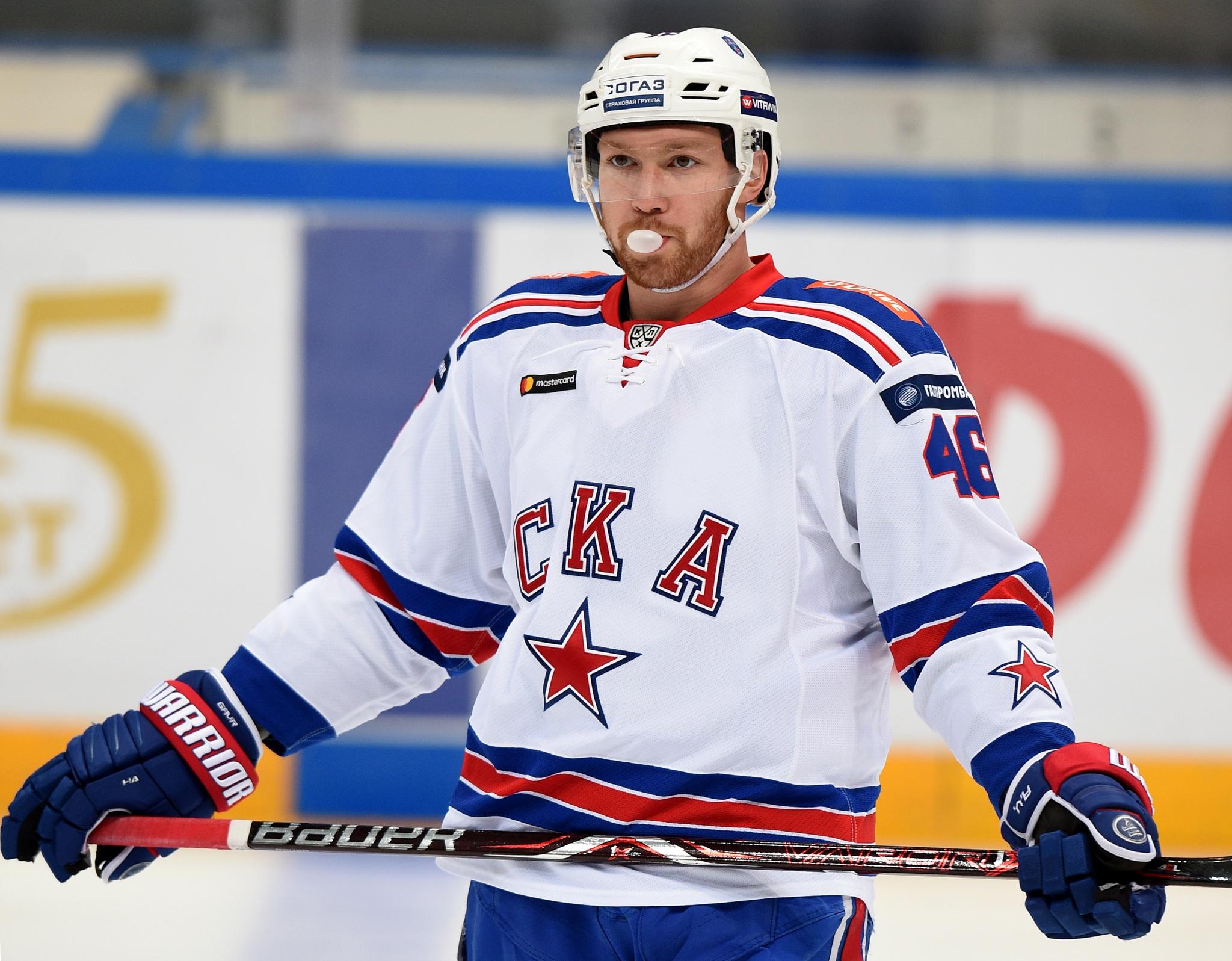 Владислав Гавриков. Фото: Юрий Кузьмин