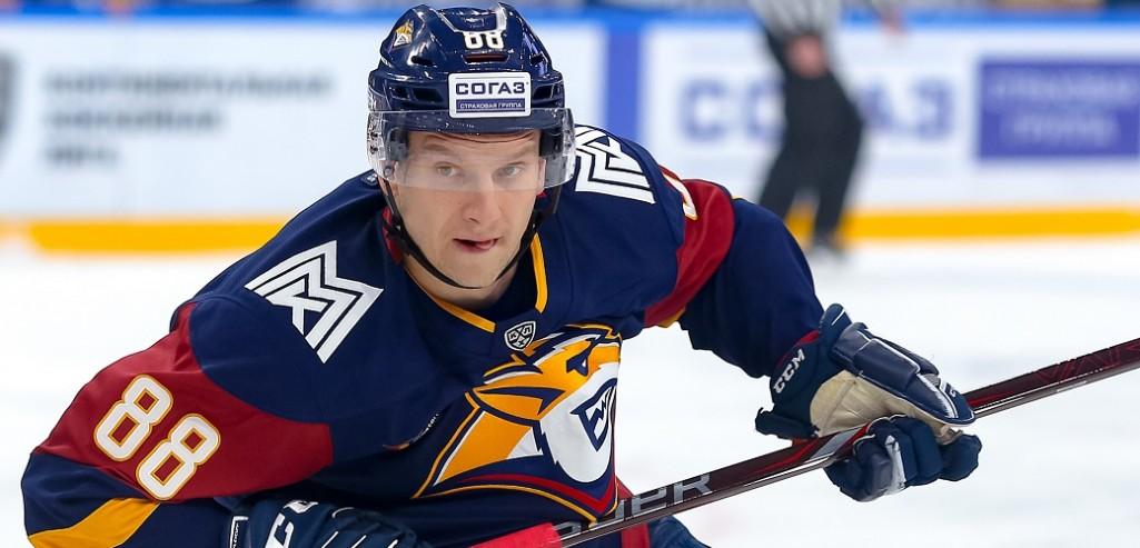 Девять хоккеистов КХЛ сыграют за чехов на Кубке Первого канала
