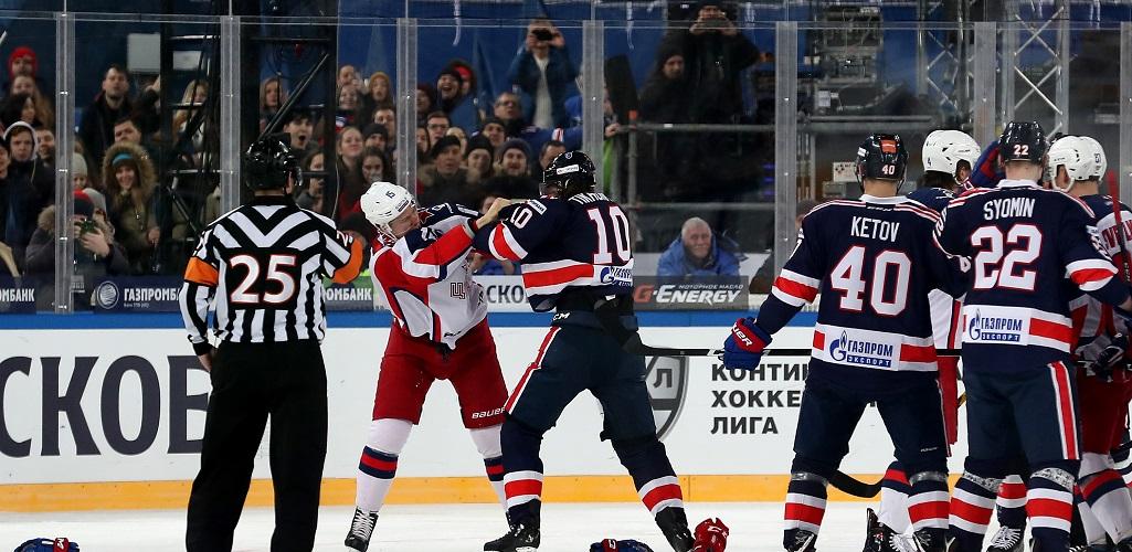 Виктор Тихонов дисквалифицирован на один матч