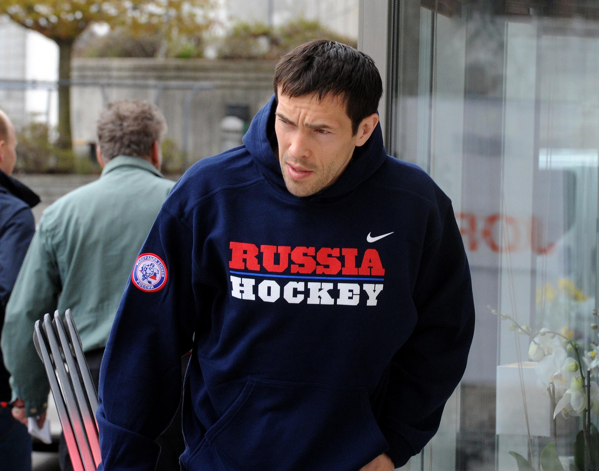 Павел Дацюк. Фото: Владимир Беззубов