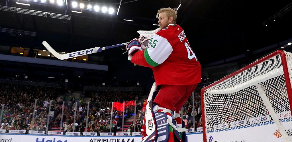 Сборная Швеции вызвала пять хоккеистов из КХЛ на третий этап Евротура