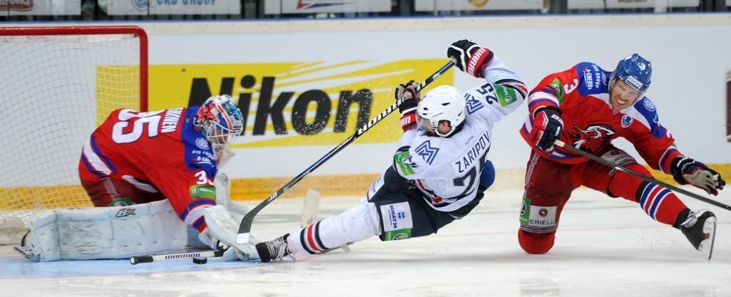 Рок-н-ролл Вуйтека и кружева Белоусова. Главные голевые безумства плей-офф