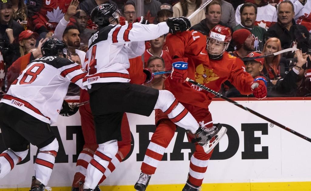 Супергол Павла Шэна приносит России победу над Канадой