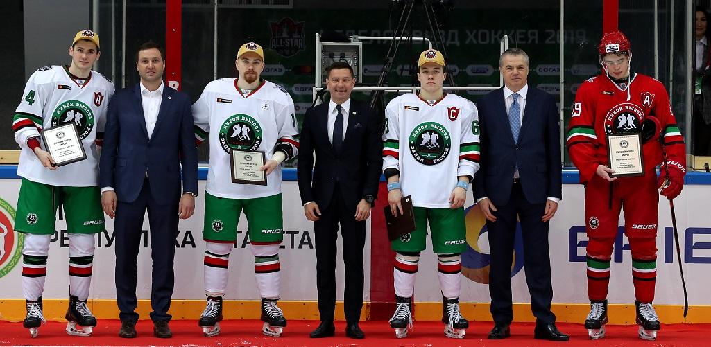 Кубок Вызова: очередной успех Запада и четыре игрока для Матча Звезд КХЛ