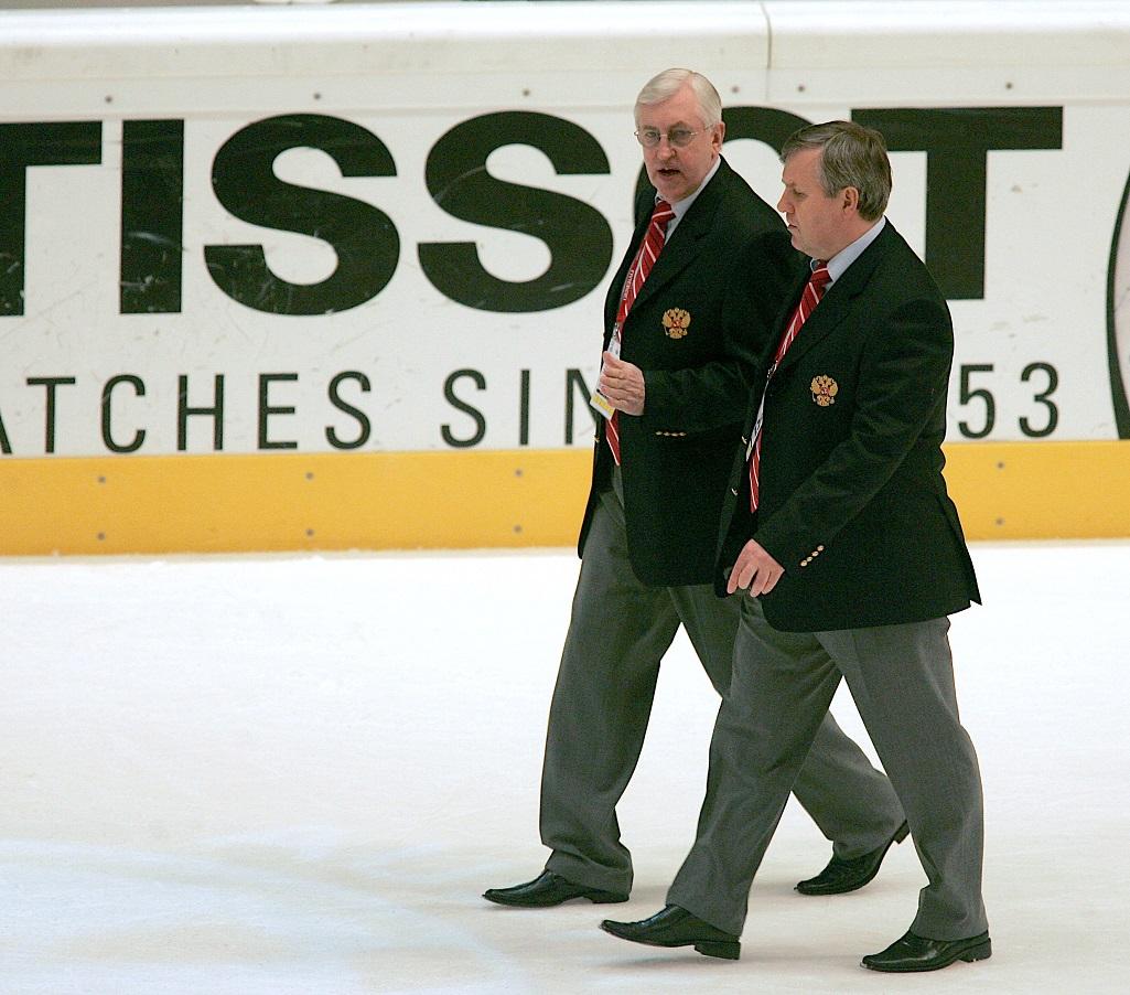 Борис Михайлов и Владимир Крикунов. Фото: Владимир Беззубов