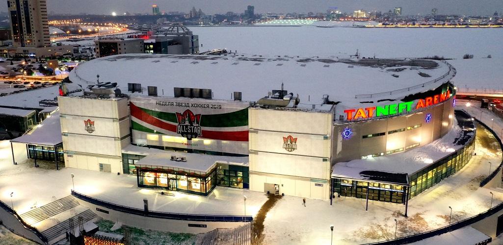 Добро пожаловать в Казань! Расписание звездного уикэнда