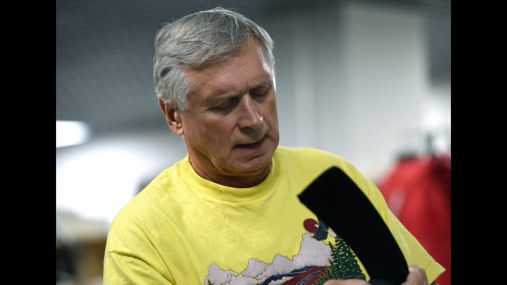«Гоню прочь мысли о возрасте»… Владимиру Лутченко – 70 лет