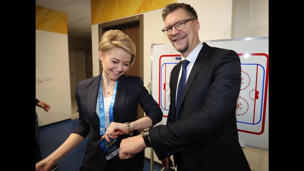 Наталья Кларк: «Я не мамонт, но когда начинала карьеру, Воробьёв ещё играл»
