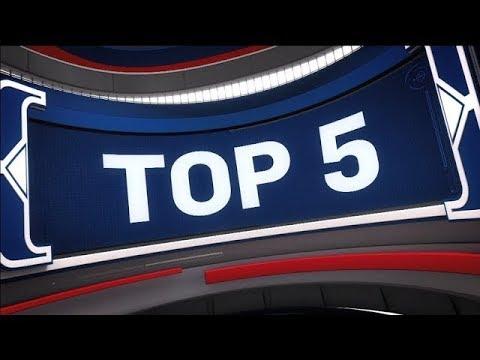 Шикарный каскад финтов Кавая Леонарда — в топ-5 дня в НБА
