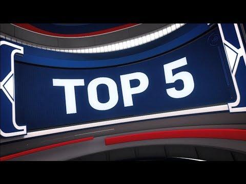 Роскошный проход и финт Лилларда – в топ-5 дня в НБА