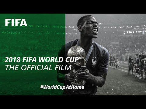 ФИФА представила фильм о чемпионате мира-2018 в России