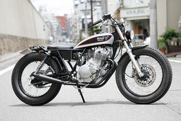 Мотоциклы на любой вкус и кошелек