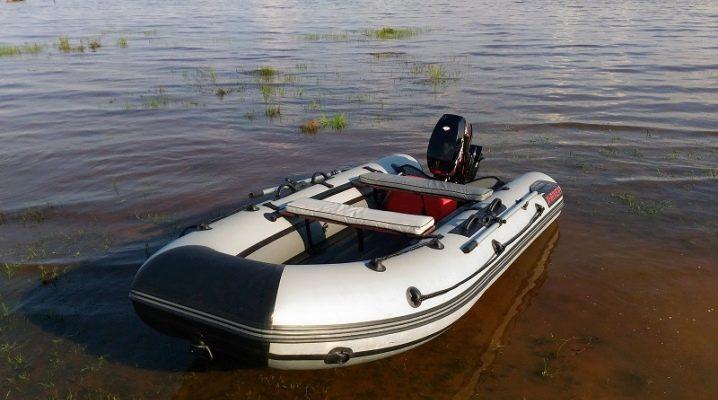 Надежные лодки ПВХ под мотор